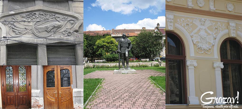 Cartierul Elisabetin Timisoara - Grozav.org