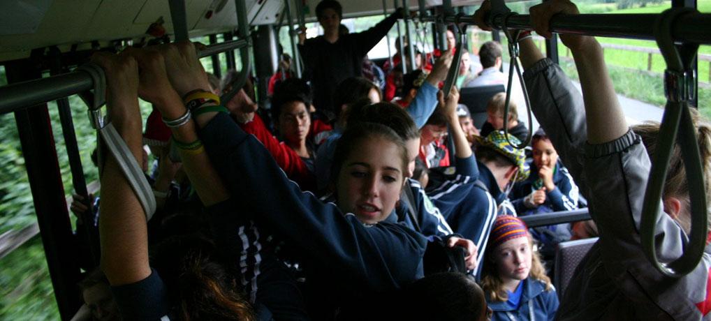 Autobuz Aglomerat