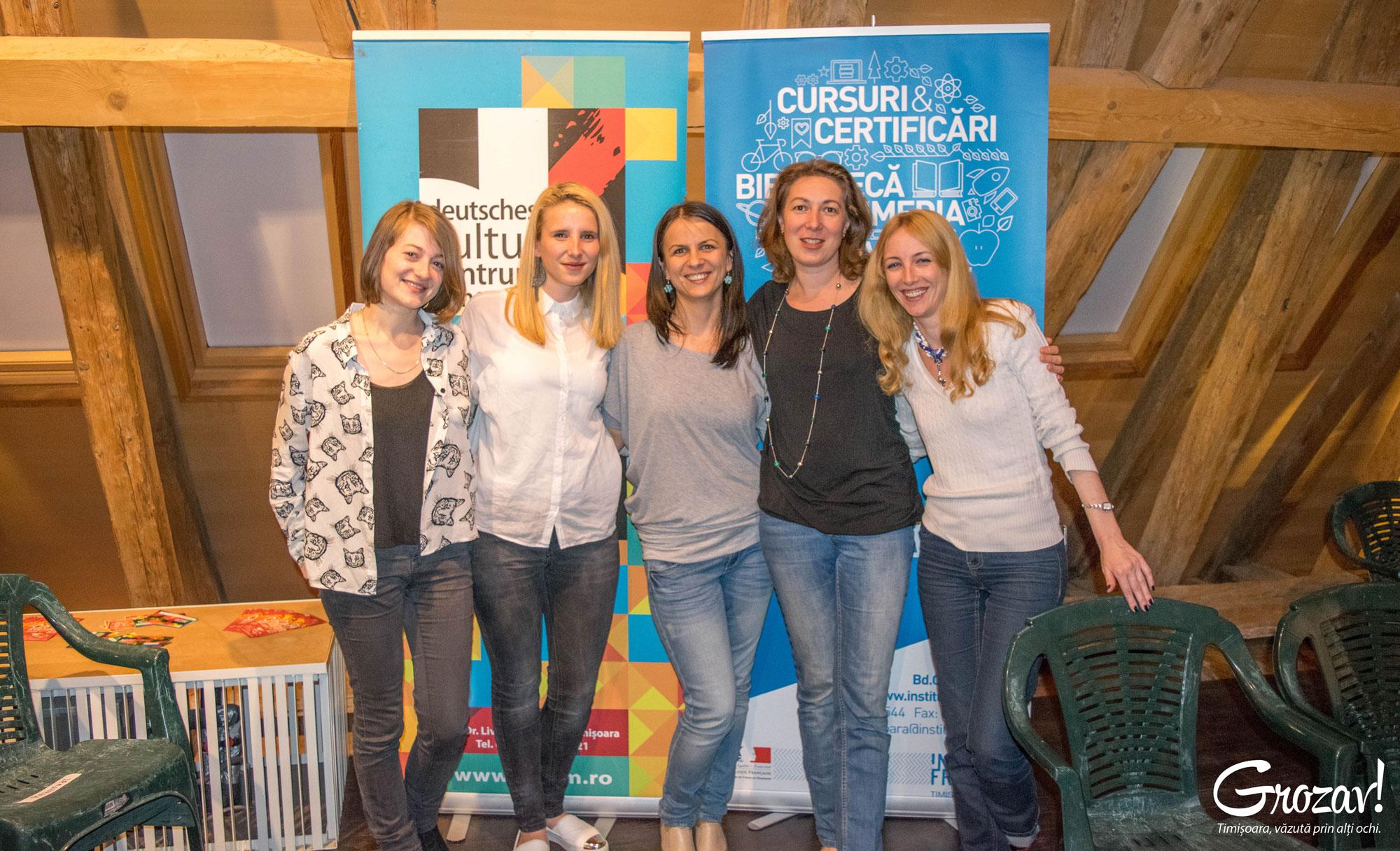 Cafekultour Timisoara 2015 Echipa de Organizare
