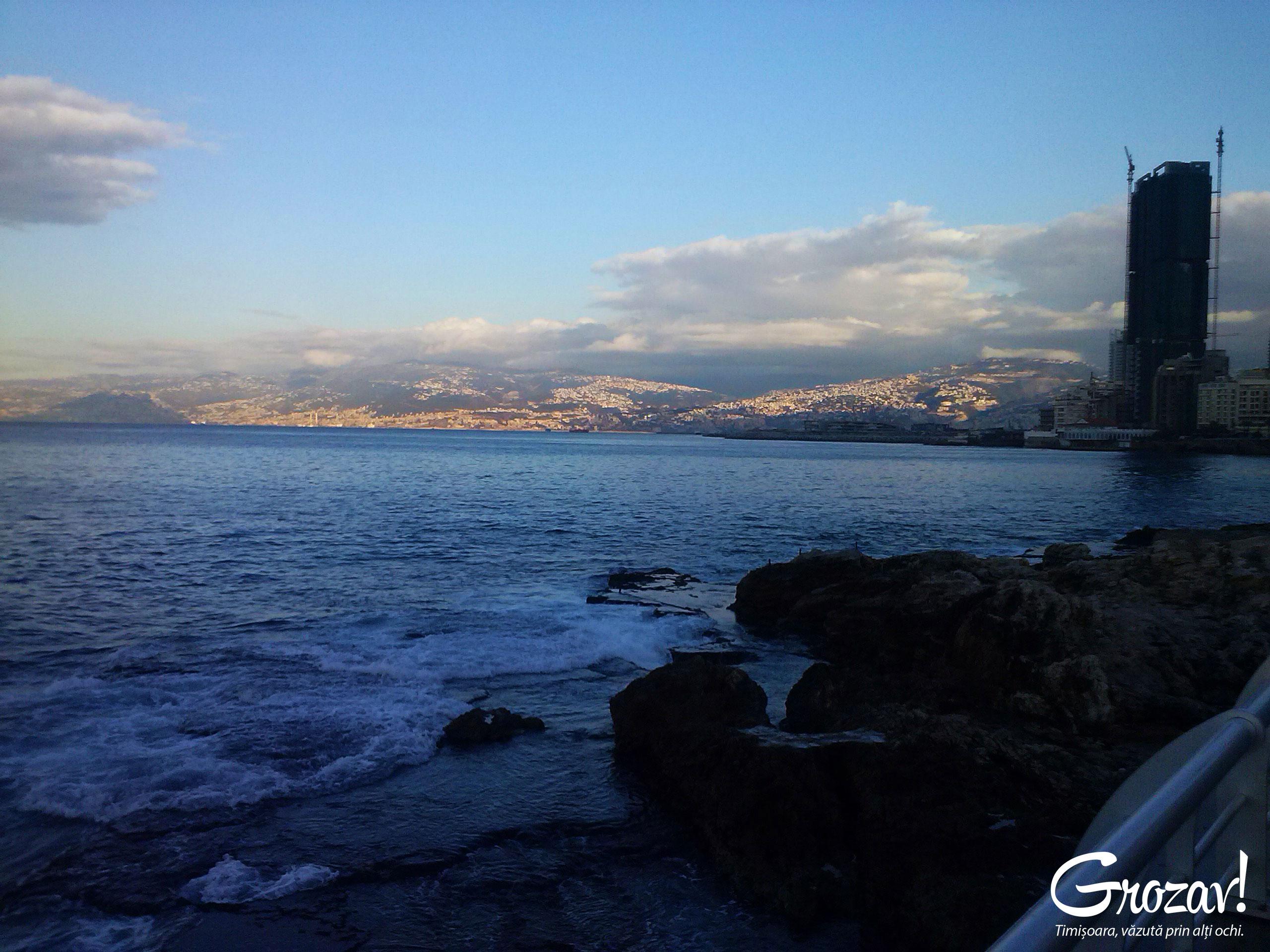 Marea in Liban
