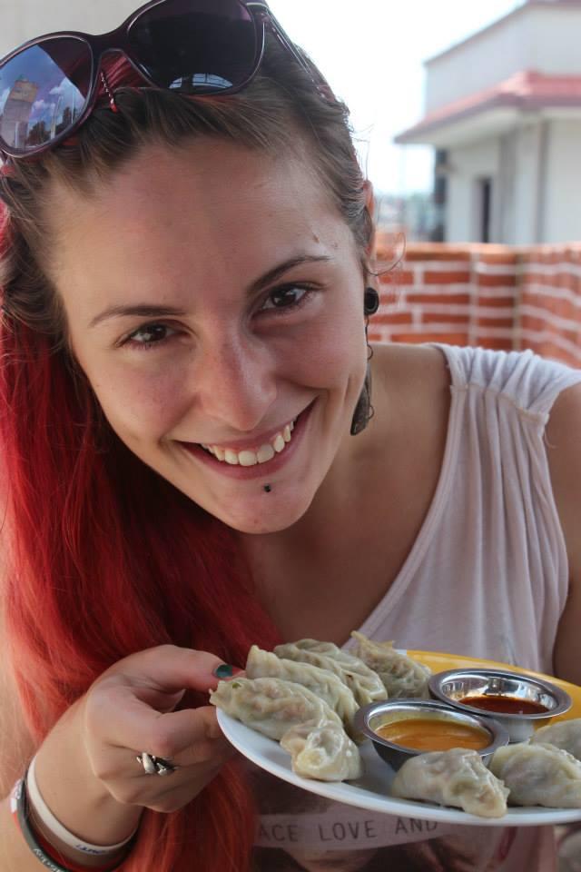 Isabela Bucur Mancare Nepal Grozav Timisoara