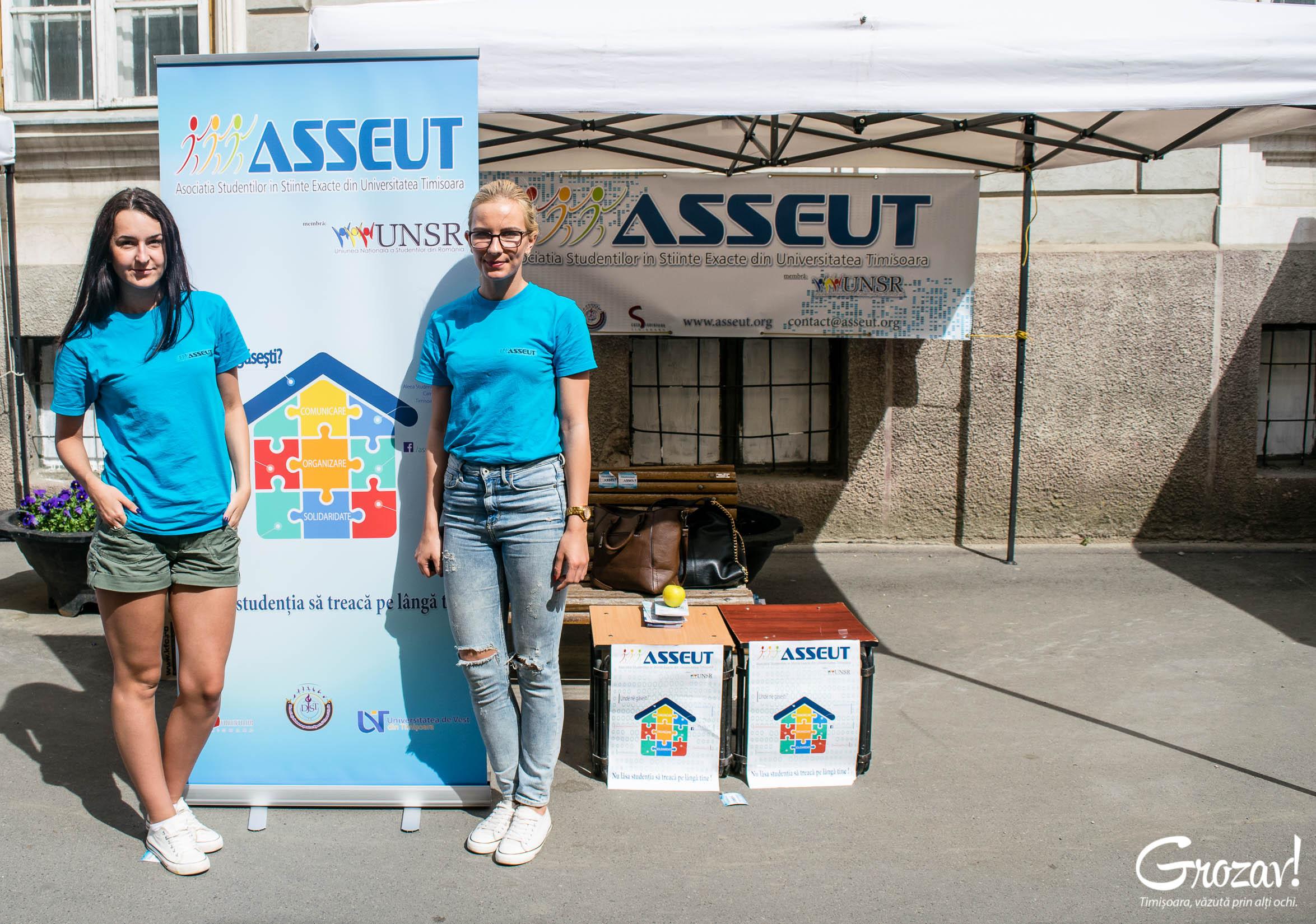 ASSEUT Timisoara Targul ONG-urilor grozav
