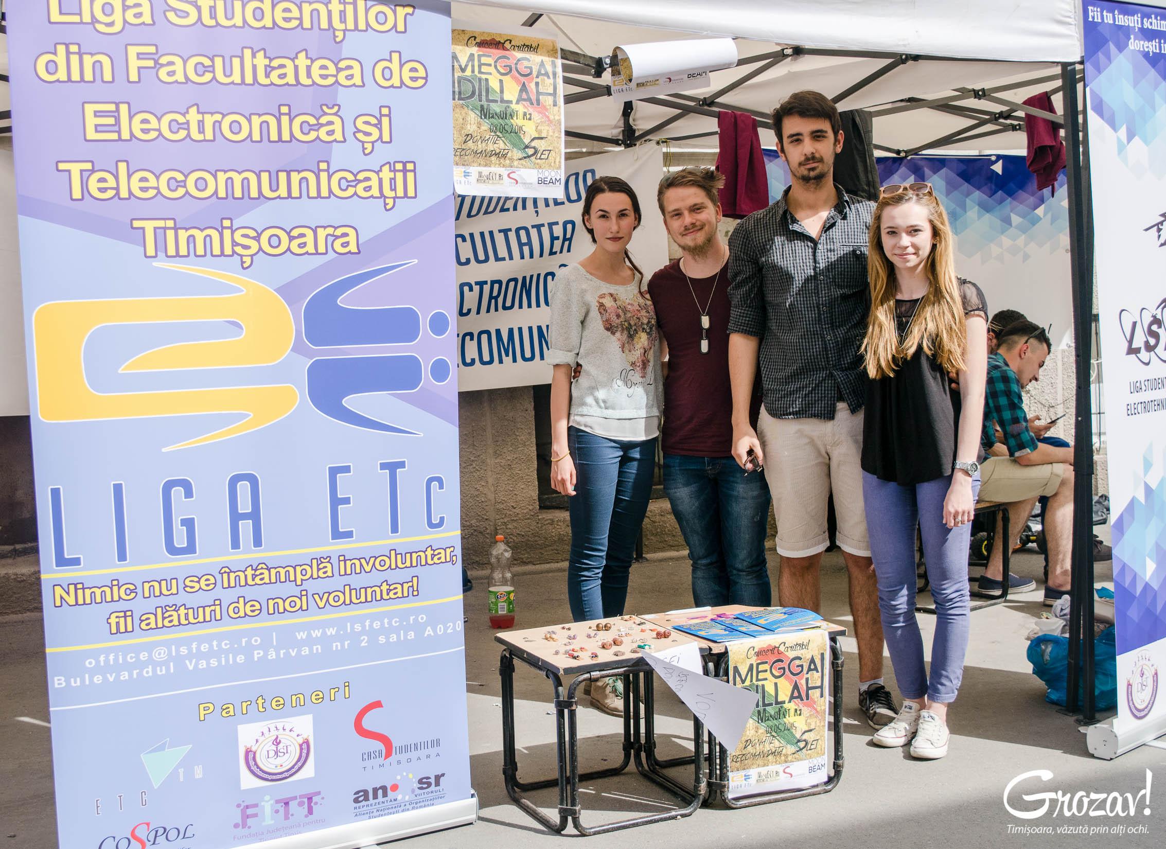 LIGA ETC Targul ONG-urilor grozav