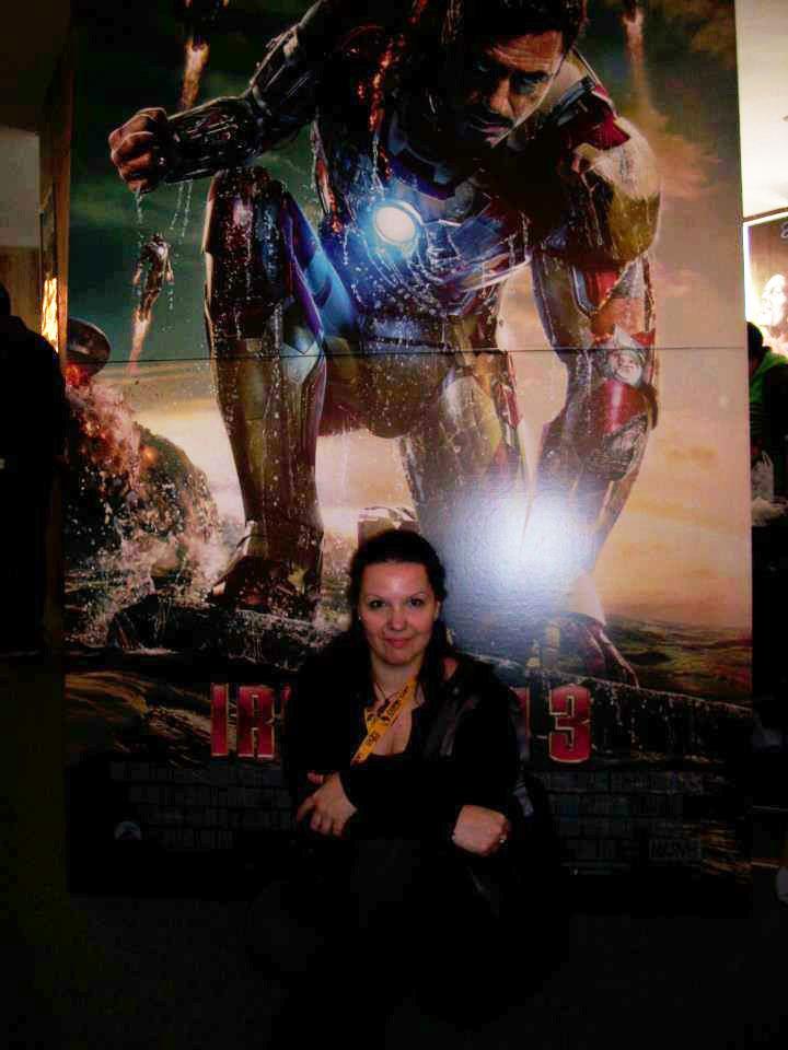 Ioana si Ironman